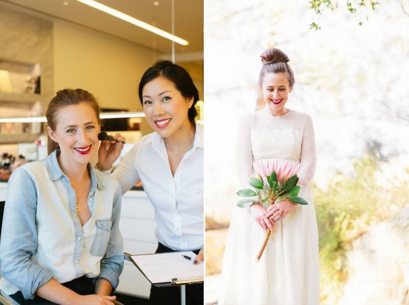 Hướng dẫn cách trang điểm cô dâu thật xinh đẹp trong ngày cưới