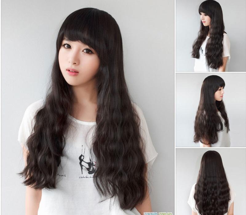 Chọn kiểu tóc đẹp khi trang điểm như búp bê