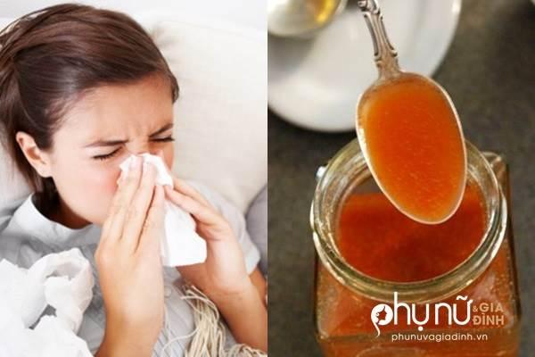 Khỏi cần thuốc, đây là ly nước trị ho, cảm cúm hiệu quả hơn cả kháng sinh - Ảnh 1