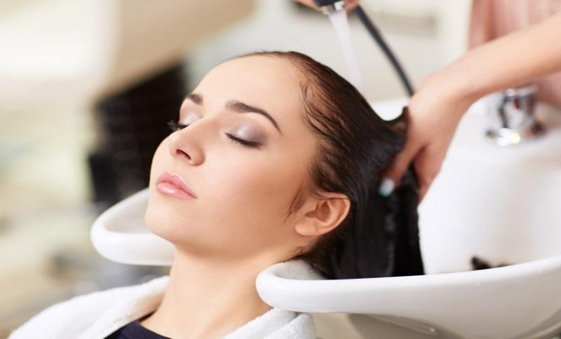 Gội đầu thường xuyên hỗ trợ điều trị chấy rận tốt hơn