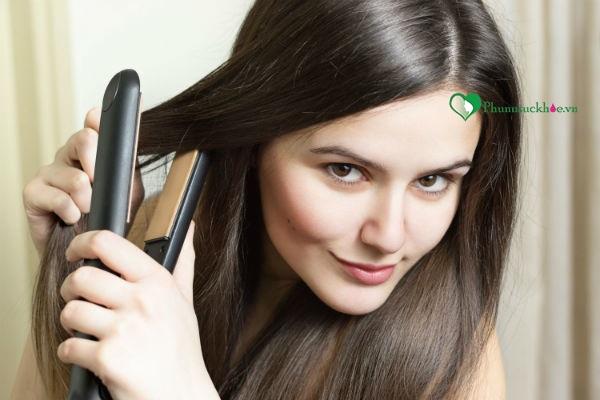 Không lạm dụng máu làm tóc là cách trị rụng tóc đơn giản và hiệu quả