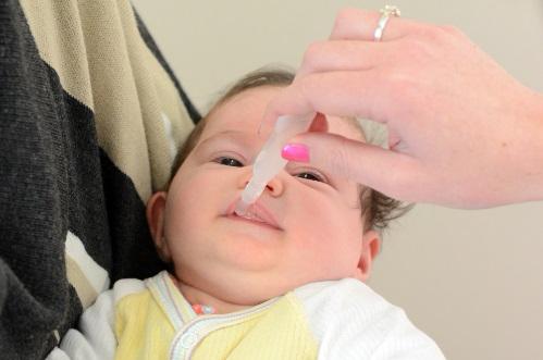 Cách xử lý khi trẻ tiêu chảy do vius rota - Ảnh 3