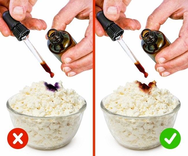 Cách kiểm tra chất lượng của thực phẩm - Ảnh 2