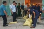 Thêm lô ngà voi giá hàng chục tỷ đồng về Sài Gòn