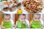 Cách cho con ăn dặm nhàn tênh theo BLW của mẹ Việt