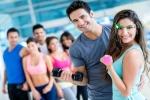 Phụ nữ nên tập gym đều đặn để có đời sống tình dục viên mãn hơn