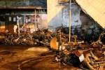 Vụ cháy cây xăng ở Sài Gòn: