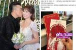 Đám cưới Trấn Thành - Hariwon vừa kết thúc, trên mạng đăng tin bán thiệp mời với giá gây choáng