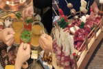 Từ 07/02 – 15/03, Shogun Japanese Street BBQ khuyến mãi ĂN 4 TẶNG 1 combo đồ Nhật