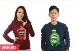 Từ 15/02/2017, thời trang Bò Sữa by Boo giảm giá 50% trong trương chình 'Lễ hội hóa vàng'
