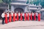 Dàn phù dâu, phù rể cực đẹp trong đám hỏi MC Thành Trung