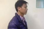 Bắt tạm giam đối tượng dâm ô trẻ em tại quận Hoàng Mai