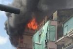 Cháy nhà sát chợ 'tử thần' Kim Biên