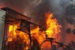 Đà Lạt: Cháy lớn giữa khu dân cư