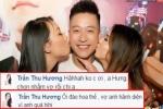 Phản ứng bất ngờ của vợ Tuấn Hưng khi chồng khoe ảnh được fan nữ hôn