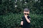 Con trai 2 tuổi của Tâm Tít đúng chuẩn 'soái ca nhí'