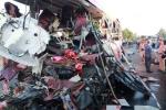 Tai nạn thảm khốc ở Gia Lai: Xác người nằm la liệt như chiến tranh