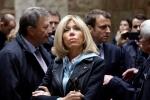 Phong cách thời trang của vợ Tổng thống Pháp mới đắc cử