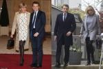 Dù lớn hơn chồng 24 tuổi nhưng vợ tổng thống Pháp vẫn trẻ trung bất ngờ nhờ bí quyết này