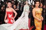 Những bộ cánh đẹp nhất của Phạm Băng Băng tại các mùa Liên hoan phim Cannes