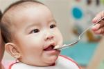 Trẻ dưới 1 tuổi không được ăn những thực phẩm này