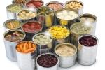 Thực phẩm đóng hộp và những nguy cơ bệnh tật đáng sợ