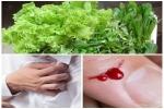 Tác hại khôn lường ít ai ngờ khi ăn rau sống