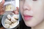 Mẹo làm trắng da, trị mụn siêu nhanh với khoai tây