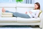 Mẹo hay giúp bà bầu hạn chế bị phù nề khi mang thai