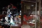 Tai nạn liên hoàn 3 xe khách giường nằm, ít nhất 3 người chết