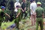 Xác định nghi phạm trong vụ 2 vợ chồng bị sát hại dã man ở Hòa Bình
