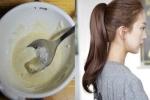 Nghiền nát 10 viên vitamin B1 trộn với dầu dừa, trong vòng 1 tuần tóc dài 3cm và đen mượt đáng mơ ước