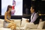 Siêu mẫu Hà Anh nói tiếng Anh lưu loát trên truyền hình Thái Lan