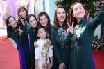 Dàn diễn viên về Trà Vinh dự lễ cưới lần hai của Lê Phương