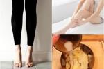 4 bước siêu đơn giản giúp bắp chân thon gọn tức thì