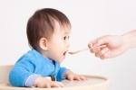 5 lưu ý quan trọng trong những bữa ăn dặm lần đầu tiên của trẻ