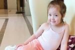 Cadie Mộc Trà con gái Elly Trần biểu cảm siêu đáng yêu trong loạt ảnh mới khiến fan rụng rời tim