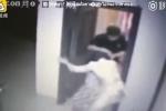 Ở nhà một mình, cô gái trẻ bị kẻ biến thái đập đầu vào cửa, nắm tóc lôi vào phòng cưỡng hiếp