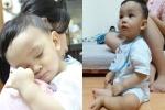 Hình ảnh mới nhất của bé trai 14 tháng tuổi bị bạo hành, bỏ rơi tại bệnh viện khiến ai cũng ngỡ ngàng