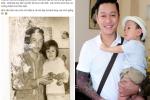 Tuấn Hưng xúc động chia sẻ ảnh chụp lúc nhỏ cùng bố: Sự thật phía sau khiến fan ngỡ ngàng