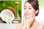 Đẹp mịn màng không tỳ vết khi chăm sóc da mặt sau sinh bằng dầu dừa