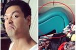 MC Phan Anh bị lộ bí mật phòng the khi đăng ảnh tủ quần áo của vợ khiến fan cười