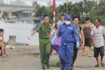 Người dân hốt hoảng phát hiện thi thể cô gái trên sông Sài Gòn