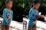 Clip: Cha mẹ tàn ác xích con trai ngoài trời nắng vì nguyên nhân gây sốc