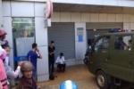 Bắt giữ đối tượng đục phá trụ ATM của ngân hàng để cướp tiền