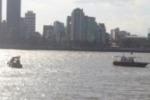 Đi câu cá, người đàn ông ngã xuống sông Hàn mất tích