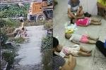 Cha mẹ đau xé lòng chứng kiến cảnh ba chị em <a target='_blank' data-cke-saved-href='http://www.phunusuckhoe.vn/tag/chet-duoi' href='http://www.phunusuckhoe.vn/tag/chet-duoi'>chết đuối</a> thương tâm dưới sông