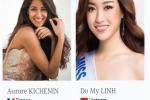Điều gì giúp hoa hậu Đỗ Mỹ Linh bất ngờ vượt lên dẫn đầu phần bình chọn online Miss World 2017?