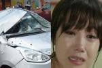 Nhìn chồng chết trong xe ô tô trong tư thế này, vợ không khóc mà còn cười như điên dại