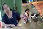 Clip: Người phụ nữ giải thích về hành động thản nhiên chặt lìa chân chú chó còn sống gây phẫn nộ